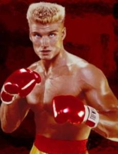 Captain Ivan Drago