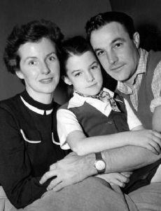 Betsy Blair and Gene Kelly
