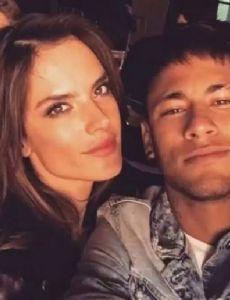 Alessandra Ambrosio and Neymar
