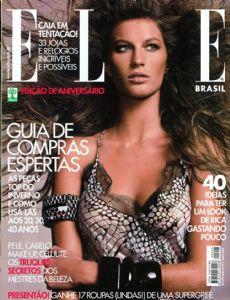 Elle Magazine [Brazil]