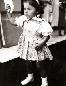 Princess Farial of Egypt