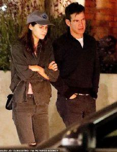 Brendan Wallace and Alexandra Daddario