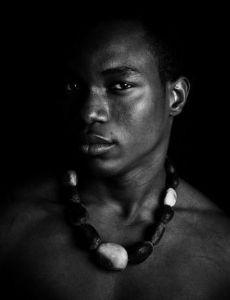 Nigerian Male Model