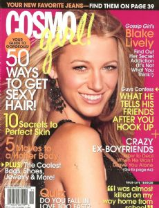 Cosmo Girl Magazine [United States]