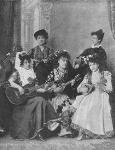 Zerega's Spanish Troubadours