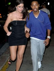 Khloé Kardashian and Terrence Jenkins