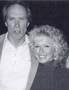 Dani Crayne and Clint Eastwood