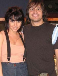 Lady Gaga and Robert Fusari
