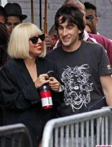 Lady Gaga and Speedy