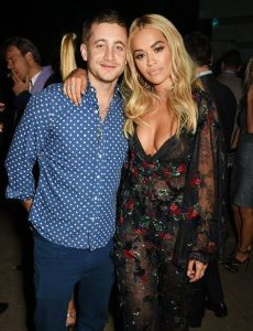 Rita Ora and Tyrone Wood (socialite)