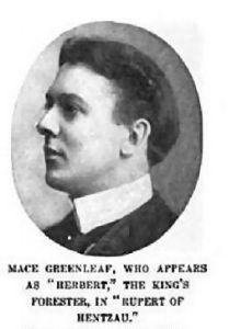 Mace Greenleaf