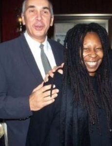 Whoopi goldberg dating history