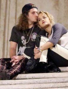 Andrew Watt (musician) and Rita Ora