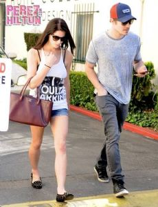 Ashley Greene and Josh Henderson