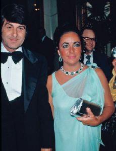 Elizabeth Taylor and Harry Wynberg