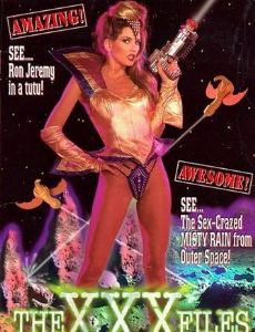 The XXX Files: Lust in Space