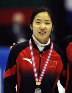 Liu Qiuhong (speed skater)
