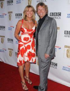 Nigel Lythgoe and Bonnie Lythgoe