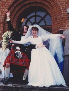 Dorothy Stewart (married Jamie Stewart)