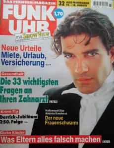 Funk Uhr Magazine [Germany] (12 August 1995)