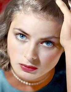 List of Celebrities with first name: Ingrid - FamousFix List