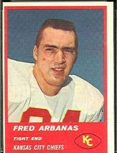 Fred Arbanas