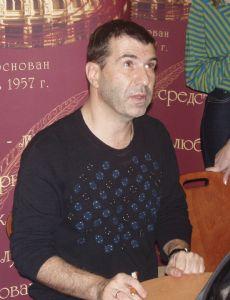 Evgeniy Grishkovets