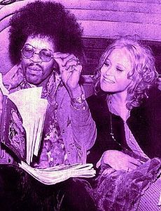 Carmen Borrero (dated Jimi Hendrix)