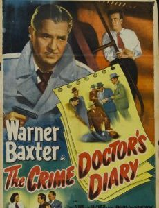 The Crime Doctor's Diary