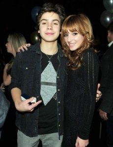 Bella Thorne and Jake T. Austin