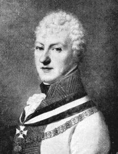 Prince Franz Seraph of Rosenberg-Orsini