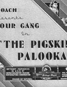 The Pigskin Palooka
