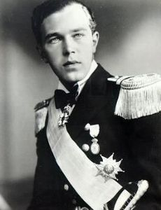 Prince Bertil of Sweden