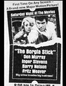 The Borgia Stick
