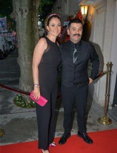 Ceyda Düvenci and Bülent Sakrak