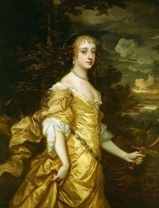 Frances Stewart, Duchess of Richmond
