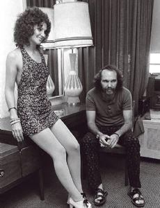 Linda Lovelace and Chuck Traynor