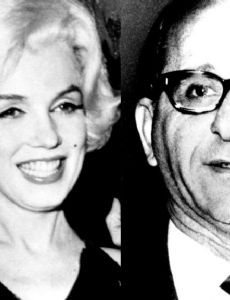 Marilyn Monroe and Sam Giancana