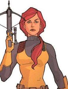 Shana 'Scarlett' O'Hara