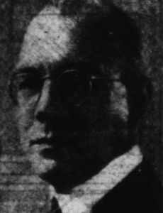 George Carleton Lacy