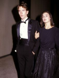 Timothy Hutton and Demi Moore