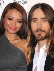 Jared Leto and Tila Tequila