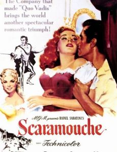 scaramouche 1952 cast and crew trivia quotes photos