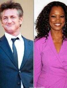 Garcelle Beauvais and Sean Penn