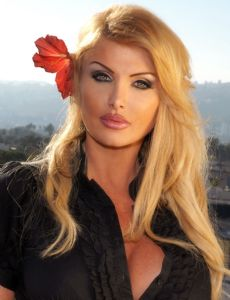 Taylor Wane and Slash