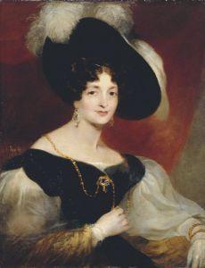 Princess Victoria of Saxe-Coburg-Saalfeld
