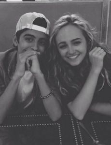 Sophie Reynolds and Karan Brar