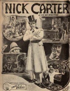 Nick Carter, le roi des détectives - Épisode 1: Guêt-apens