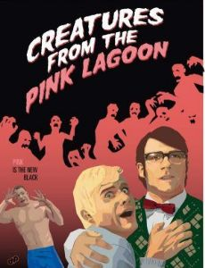 Creatures from the Pink Lagoon