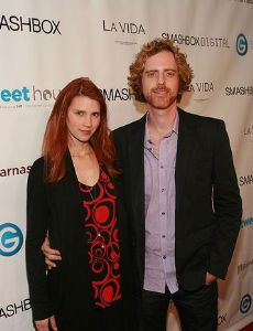 Julie McNiven and Michael Blackman Beck
